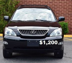 🍀$12OO 🏁Urgent Selling my 🥇2OO9 Lexus RX 35O 🥇 for Sale in Costa Mesa,  CA