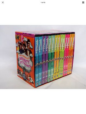 Complete Monty Python Flying Circus DVD Set Excellent Condition for Sale in Gulf Breeze, FL