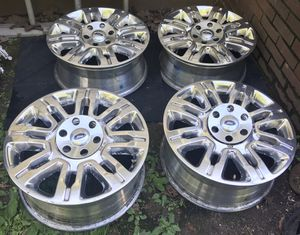 Ford F-150 Alloy Wheels for Sale for sale  Roselle, NJ