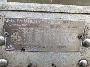 Trailer Refeer Utility 2006 for Sale in Orlando, FL