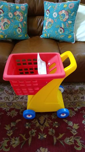 Little Tikes Shopping Basket for Sale in Albuquerque, NM