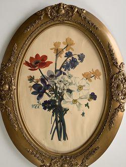 Antique Floral Art for Sale in Oregon City,  OR