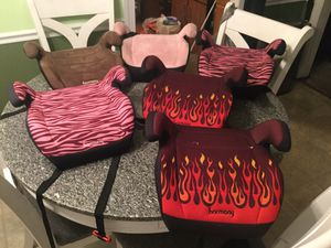 Used car seat/booster seat for Sale in Sterling, VA
