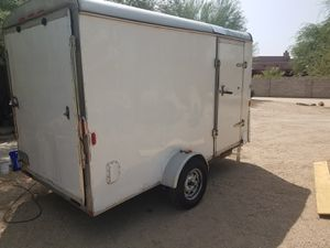 2011 enclosed trailer for Sale in Cave Creek, AZ