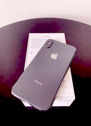 NEW IPHONE X 256