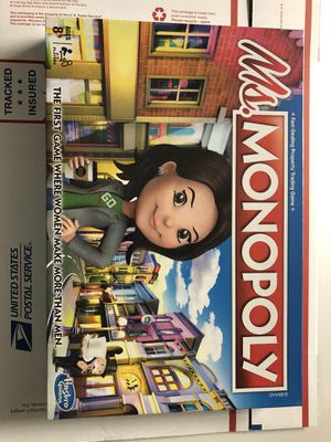 Ms monopoly board game sealed box for Sale in San Diego, CA