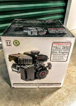 New Predator 79cc Gas Engine motor yard lawn mower for Sale in Acworth, GA