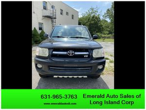 2006 Toyota Sequoia for Sale in Center Moriches, NY