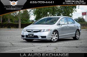 2010 Honda Civic Sdn for Sale in El Monte , CA