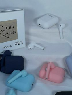 inPods 12 (Pink, Baby Blue, Navy Blue, Grey, White, Black) for Sale in Cherry Hill,  NJ