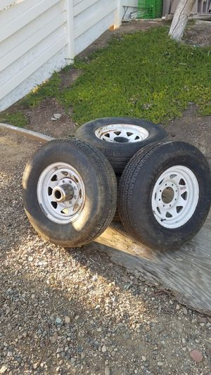 Trailer Tires ST235/80R16 for Sale in Perris, CA
