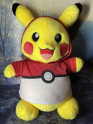 "Build A Bear Pokemon Pikachu bundle 17"" Plush for Sale in Bellflower, CA"
