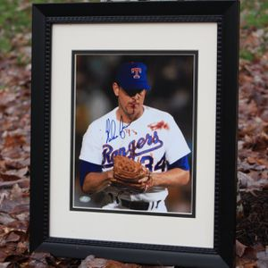 Nolan Ryan Signed Photograph for Sale in Woodinville, WA
