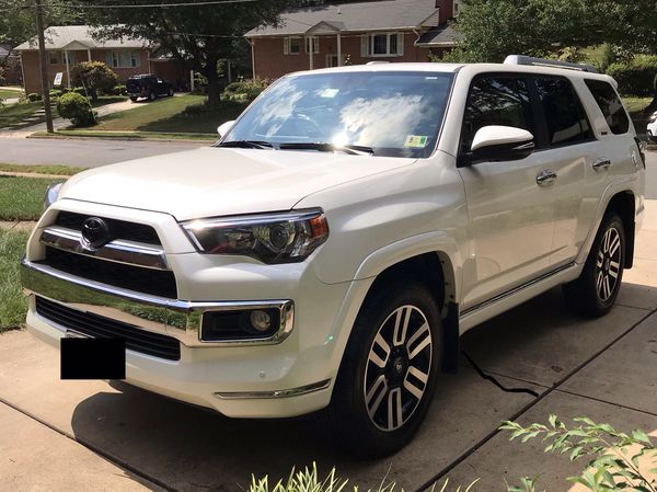2017 Toyota 4Runner Limited - Low Mileage and Excellent Condition