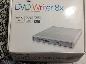 DVD Writer 8X New in the box not being used for Sale in Fort Washington, MD