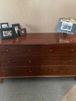 Wooden Dresser for Sale in Claremont,  CA