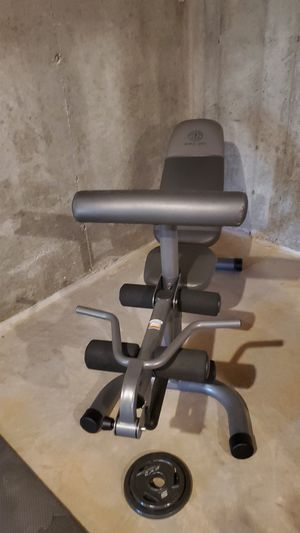 Mulit use workout bench for Sale in Sugar Hill, GA