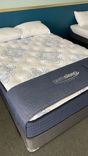 Queen Mattress Plush Firm with built in support foam Z4W for Sale in Irving, TX