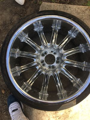 20 inc rims for Sale in National City, CA