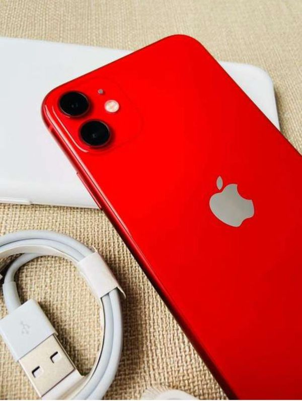 Brand new iPhone X R red 512