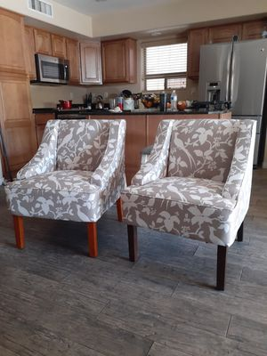 Accents chairs for Sale in Tolleson, AZ
