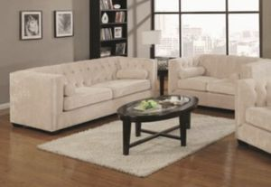 Sofa love seat Excellent condition need to sell fast moving for Sale in Miami, FL