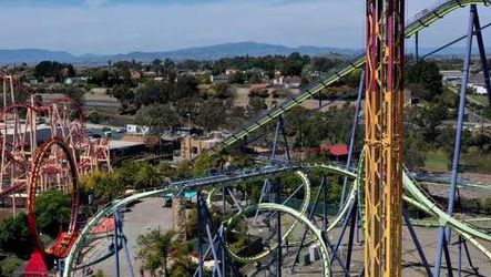Sixflags 2021-2022 season pass $30 per person with free parking and hurricane harbor for Sale in Fort Worth,  TX