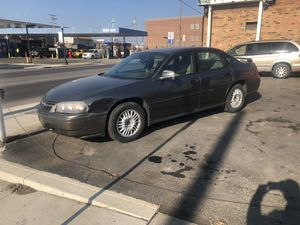 2005 Chevy impala for Sale in Columbus, OH