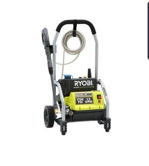 Ryobi 1,700 PSI 1.2 GPM Electric Pressure Washer for Sale in Tucson, AZ