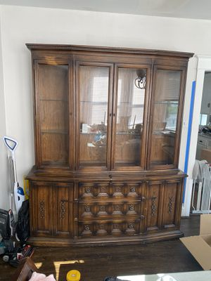 Antique China Cabinet for Sale in Tinicum Township, PA