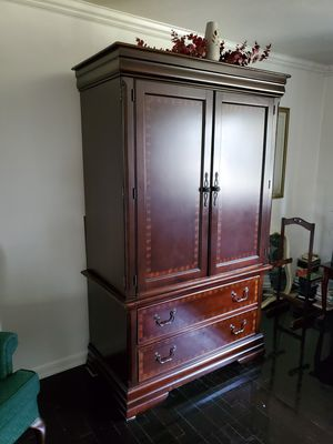 "Armoire (dvd""s and stereo not included) for Sale in Penn Hills, PA"