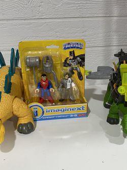 Imaginext Dinosaurs Set$30 for Sale in Yakima,  WA
