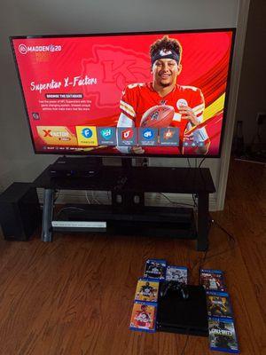 PS4 500gb Console Bundle for Sale in Gladstone, VA