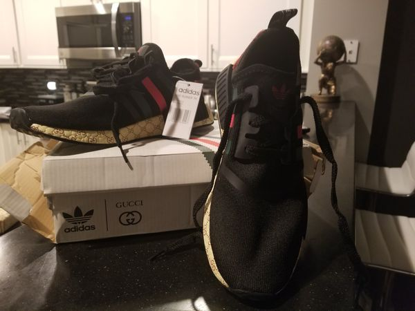 New adidas by Gucci mens running sneakers.