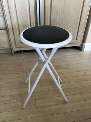Padded Folding Metal Stool for Sale in FL, US