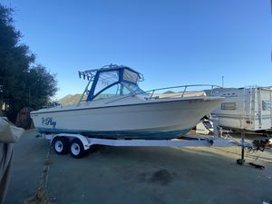 Starfire Mercruiser Cuddy cabin fishing power boat 24ft for Sale in Arroyo Grande, CA