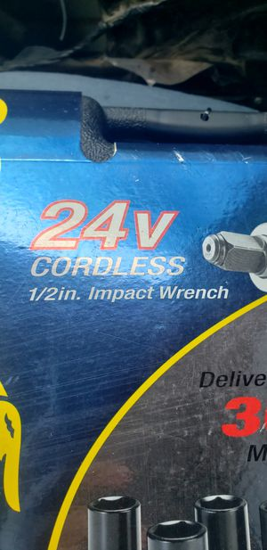 """1/2"""" impact drill for Sale in Fresno, CA"""