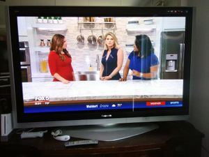 Panasonic 60 inch Smart TV with remote control and 2 HDMI ports $300 for Sale in Washington, DC