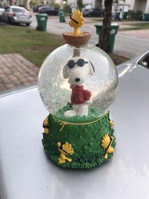 Peanuts Collection Snow Globe for Sale in Miami, FL