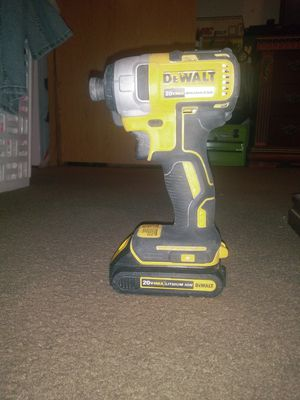 20volts Dewalt Brushless Impact Drill for Sale in Franklin, TN