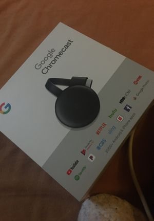 Google Chromecast for Sale in Silver Spring, MD