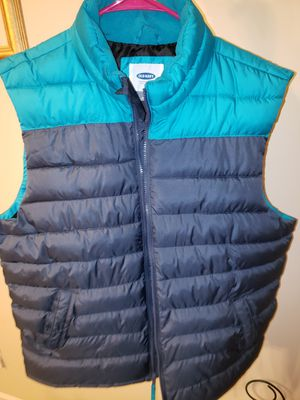 Size large Puffer Vest for Sale in Indianapolis, IN