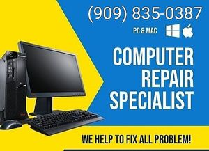 DESKTOPS AND LAPTOPS COMPUTER for Sale in Fontana, CA