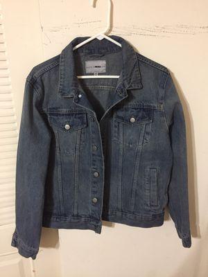 Atrox Denim jacket- Dark wash for Sale in Silver Spring, MD
