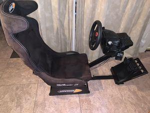 Playseat con volante Logitech for Sale in Los Angeles, CA