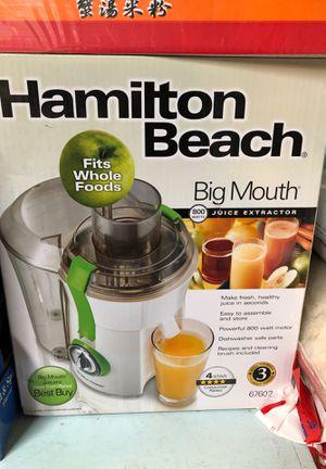 Hamilton Beach Juicer for Sale in Melrose Park, IL