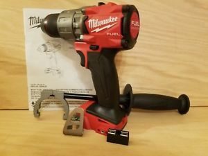 MILWAUKEE M18 FUEL BRUSHLESS HAMMER DRILL (TOOL ONLY). NEW . NUEVO for Sale in Atlanta, GA