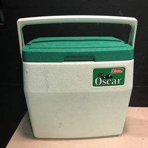 Vintage Oscar Coleman Cooler for Sale in Seattle, WA
