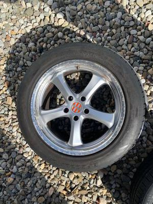 "Victor Equipment Turismo 20"" Wheel with tires for Sale in Lincroft, NJ"