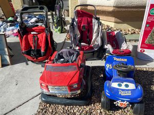 Baby stroller and cars for Sale in Las Vegas, NV